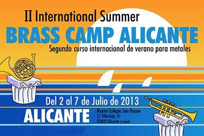 Brass Camp Alicante