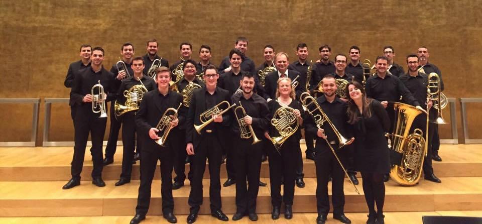 Conoce nuestro Ensemble Brass Academy
