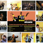 Collage Foto Brass Academy 2013-2014