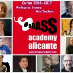 Horn teachers 2016-17